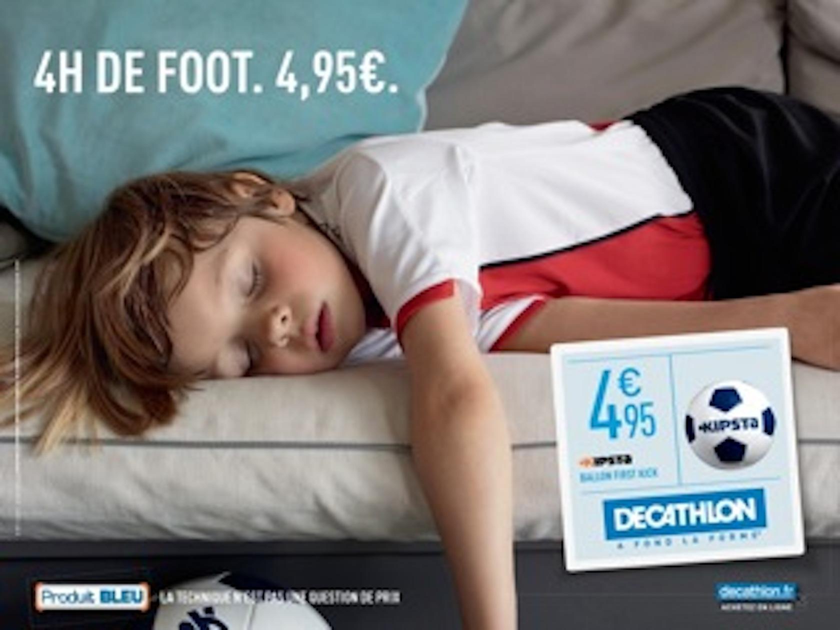 Décathlon Foot Où Ai-Je La Tête ?