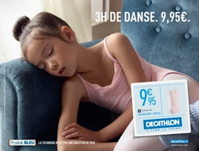 Marie Malissen - DECATHLON DANSE